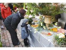 Julmarknad på Katrinetorps Herrgård i Malmö