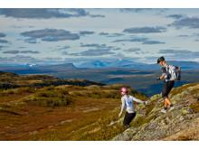 Löptur på Funäsdalsberget