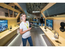 Sony Booth & Product @ IFA