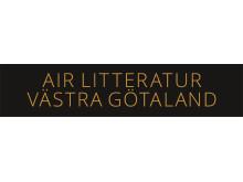 Logo Air Litteratur Västra Götaland