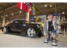 Vinnare Oslo Motor Show 2012.