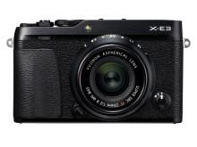 FUJIFILM X-E3 with XF23mm F2
