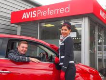 AVIS Norwegian Reward partner