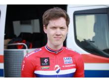 Simen Nordahl Svendsen under Paris-Roubaix junior 2017