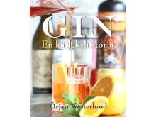 """Omslag """"Gin - En kärlekshistoria"""