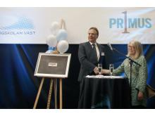 Invigning Primus 8 mars 2018