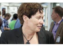 Brittmarie Calming, uppdragssamordnare Grontmij för projekt Värtahamnen