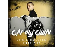 Chris Holsten / On My Own / Artwork