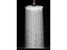 hansgrohe Raindance hovedbruser med strålen PowderRain