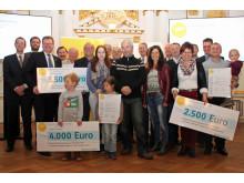 Bürgerenergiepreis Oberpfalz 2016 verliehen