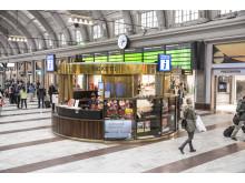 Stockholm Info, Stockholm Centralstation