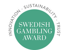 Swedish Gambling Award logga