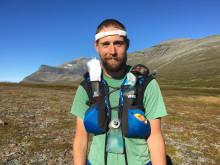 Nominerad Årets äventyrare - Daniel Roxvret