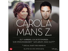 Carola och Måns Z