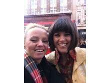 Natasha Godbold and Dawn O'Porter