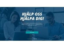 Videointervjuer kärnan i framgångsrik Poolia-kampanj