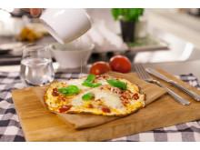 Omelettpizza