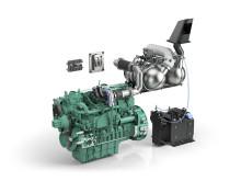 Volvo D8-motor, Steg IV/Tier 4 Final