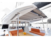 High res image - Raymarine - EXCESS 12 deck saloon