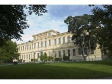 Kungliga bibliotekets framsida