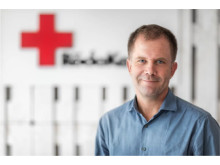 Martin Ärnlöv, generalsekreterare för Röda Korset