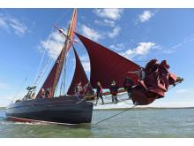 Hi-res image - Ocean Signal - Dauntsey's School Sailing Club tall ship Jolie Brise