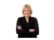 Helena Holmström, Förlagschef Natur & Kultur Läromedel
