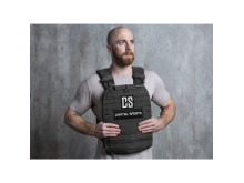 Battle Vest 10031687 Model schwarz front