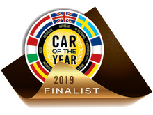 Car of the Year logo finalist