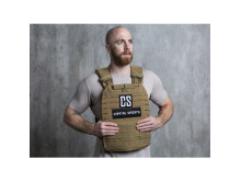 Battle Vest 10031688 Model grün  front