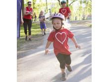 Hjärtebarnsloppet 2018