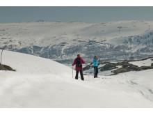 In Geilo hat die Skisaison schon begonnen