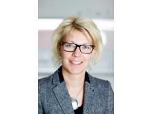 Inger Stern, fundraising director vid LiU