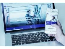 AXA über alle Kanäle mobiloptimiert