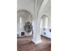 Dalum Kirke - nordre korsarms - fra Danmarks Kirker