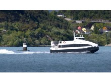 Passasjerbåten Fjord Molde