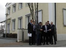Bayernwerk-Netzcenter in Schwandorf zieht um