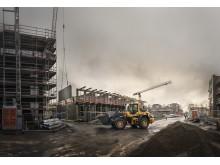 Volvo L70H - arbetsplats