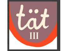 Logotyp Tät III