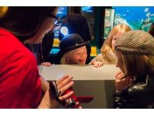 Filmverkstäder med Stockhols filmfestival junior