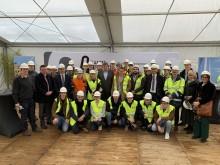 Vlaamse Ondernemers met Jan Jambon bij ArcelorMittalBelgium