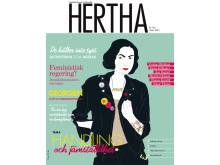 Hertha Omslag 2015