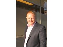 Henrik Hanevold - salesmanager Singapore Airlines