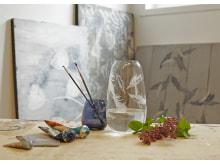 3.Cathrine Knudsen / Siccori Stille Bevegelser fra Hadeland Glassverk