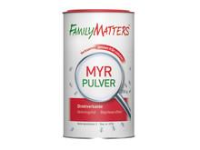 Myrpulver  - Family Matters