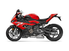 BMW S 1000 RR i Racing Red