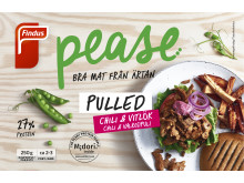 Pease Pulled chili & vitlök