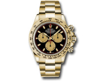 Image of the Rolex watch stolen