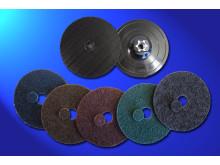 Enkel overfladebehandling med nye rondeller og bagskiver - Sortiment