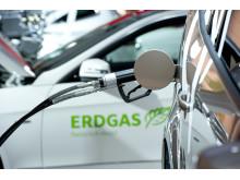 Erdgasfahrzeug